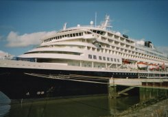 HOLLAND AMERICA (Ship shown Prinsendam)