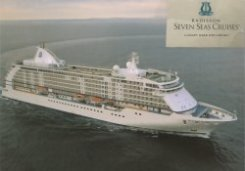 RADISSON SEVEN SEAS (Ship shown Seven Seas Voyager)