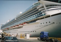 PRINCESS CRUISES (Ship shown Star Princess)